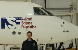 2008: Tour at the NCAR aviation facility