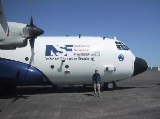 2006: INTEX-B campaign - stationed near Seattle, USA